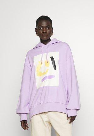 CASEY HOODIE - Sweatshirt - lavender