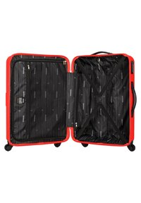 Wittchen - VIP COLLECTION - Wheeled suitcase - red