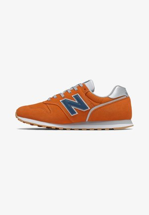 Sneaker low - varsity orange/rogue wave