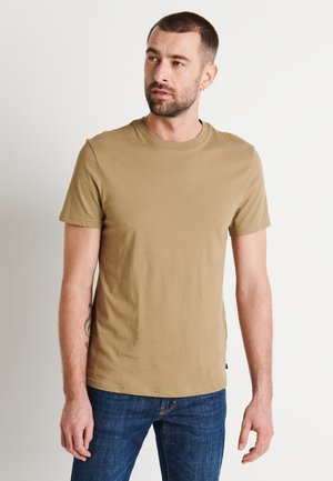 SILO - Basic T-shirt - covert green