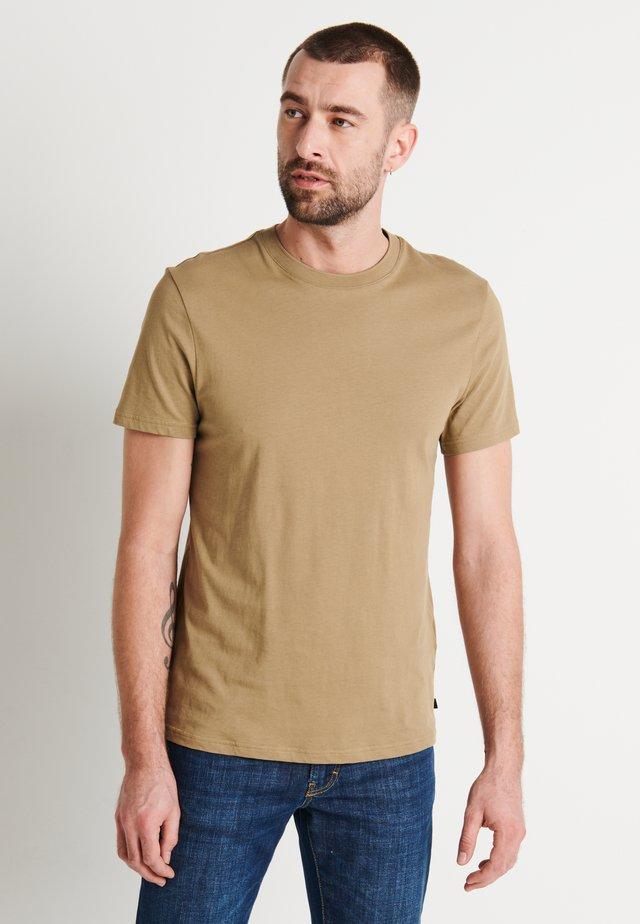 SILO - T-shirt basic - covert green