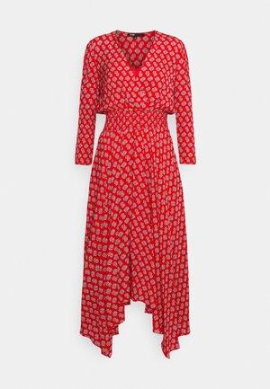 RAYAMETTE - Day dress - rouge