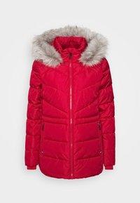 Tommy Hilfiger - PADDED - Winter jacket - arizona red - 4