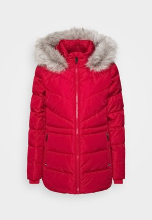 PADDED - Winter jacket - arizona red
