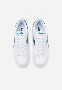 Diadora - GAME - Trainers - white/bluesteel/blue nights - 5