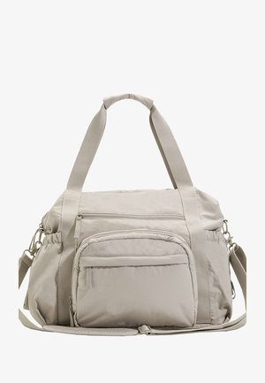 MATERNITY SPECIAL PUSHCHAIR BAG - Baby changing bag - beige