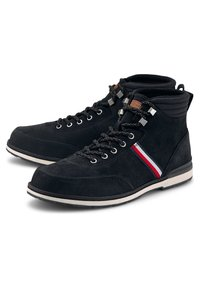 Tommy Hilfiger - OUTDOOR CORPORATE - Lace-up ankle boots - schwarz - 2