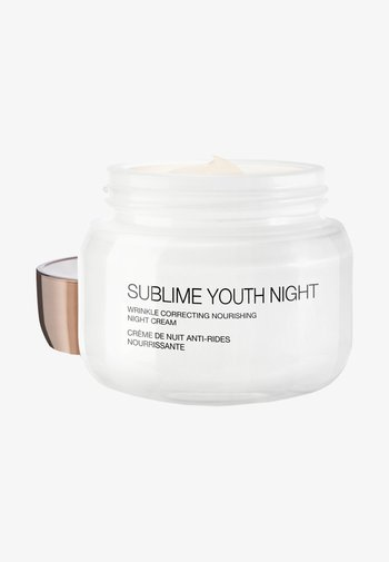 SUBLIME YOUTH NIGHT - Night care - -