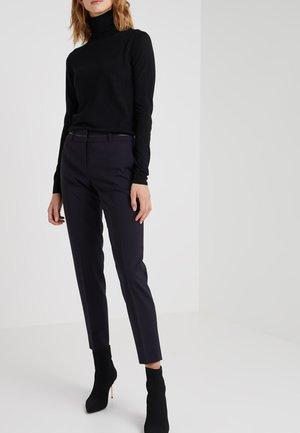 HALUNA - Trousers - dark blue