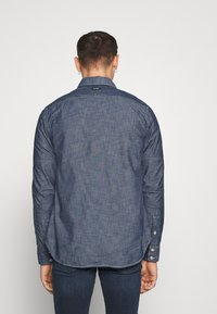 G-Star - KINEC STRAIGHT SHIRT L\S - Overhemd - faded blue - 2