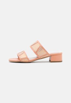 ZOE NEW - Sandaler - rose/gold