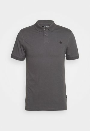 MUSCLE FIT - Polotričko - dark gray