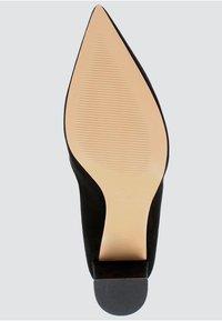 Evita - NATALIA - Klassiska pumps - black - 4