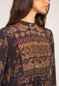 Ivko - Day dress - brown red - 4