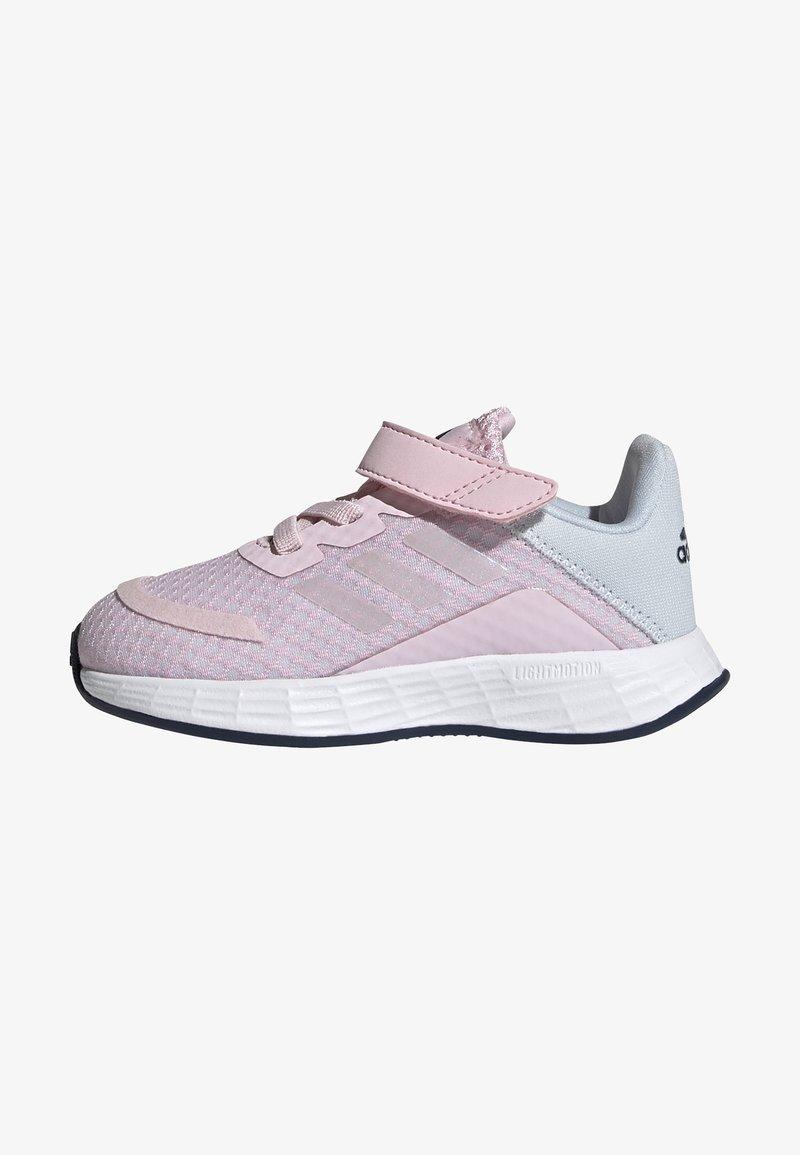 adidas Performance - DURAMO SL SHOES - Sportschoenen - clear pink/iridescent/halo blue