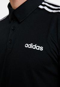adidas Performance - Sports shirt - black - 6