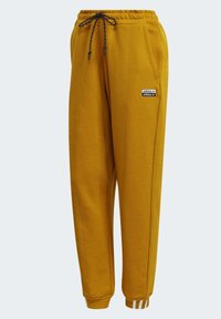 adidas Originals - Tracksuit bottoms - legacy gold - 10