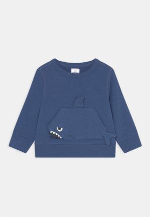 TODDLER BOY CRITTER  - Sweatshirt - chrome blue