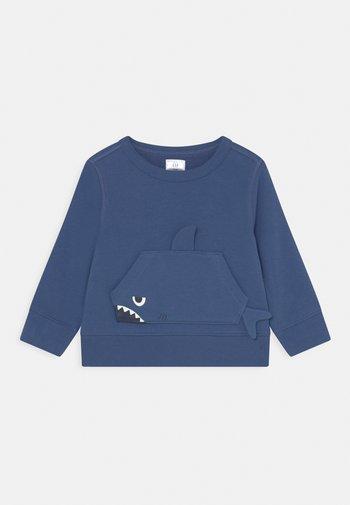 TODDLER BOY CRITTER  - Felpa - chrome blue