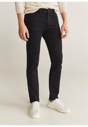 JAN - Slim fit jeans - black denim