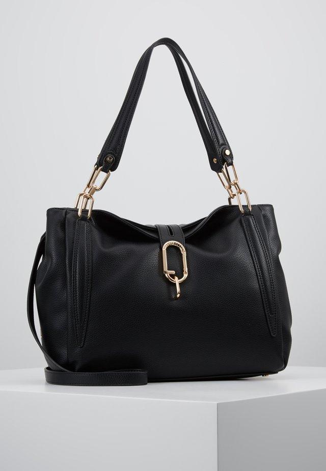 SATCHEL - Käsilaukku - black
