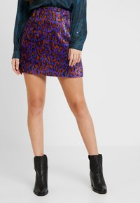 Soeur - GRIMM - Mini skirt - violet - 0