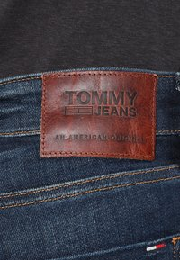 Tommy Jeans - SLIM SCANTON DACO - Vaqueros slim fit - dark - 5