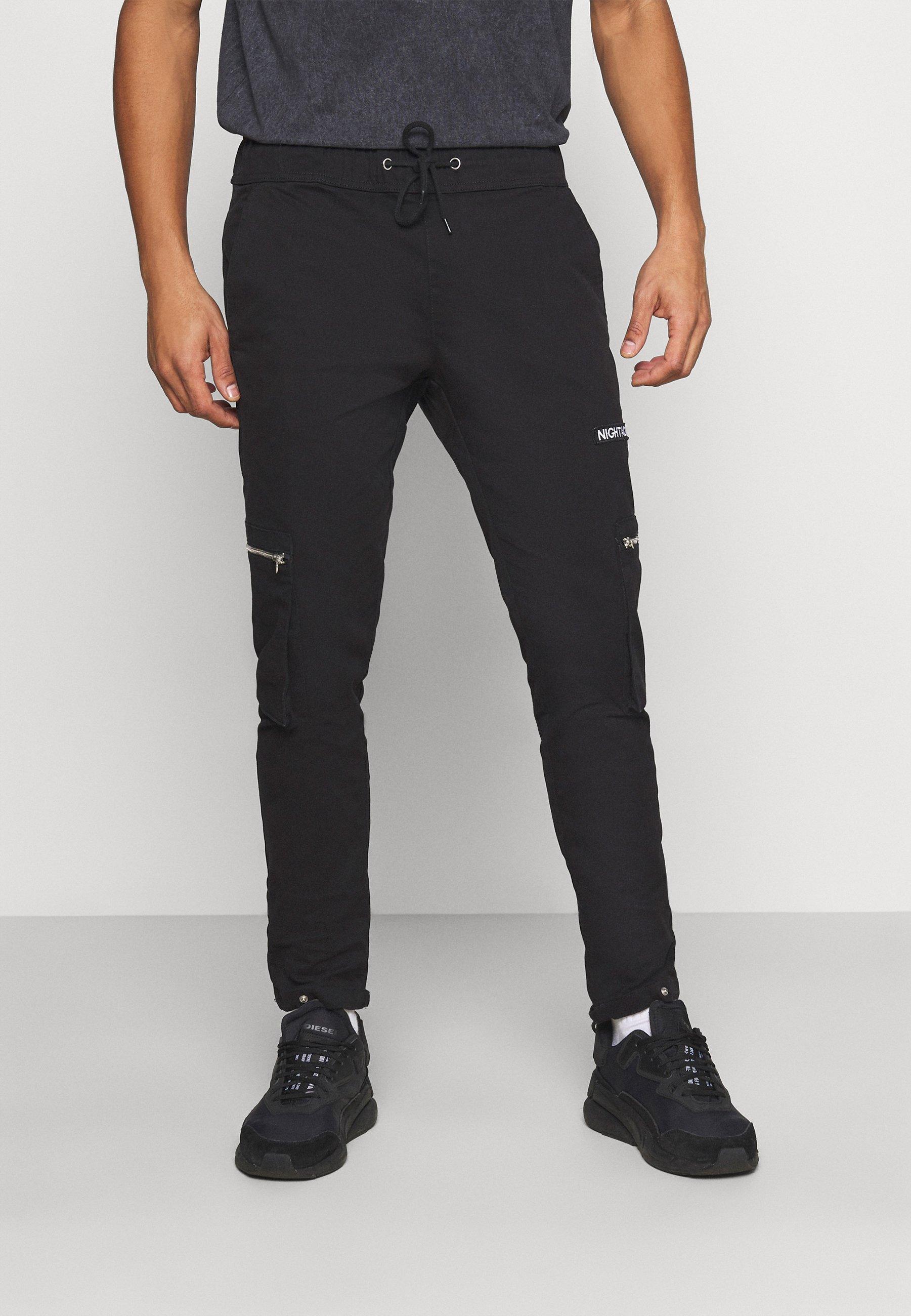 Homme NAASTRID - Pantalon cargo