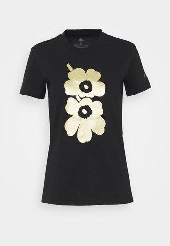 MARIMEKO - Print T-shirt - black