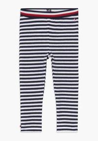 Tommy Hilfiger - BABY GIRL  - Leggings - Trousers - blue - 0