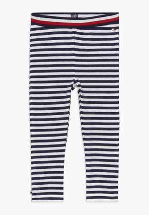 BABY GIRL  - Leggings - Trousers - blue