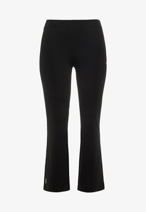 ONPNICOLE JAZZ TRAINING PANTS CURVY - Trikoot - black
