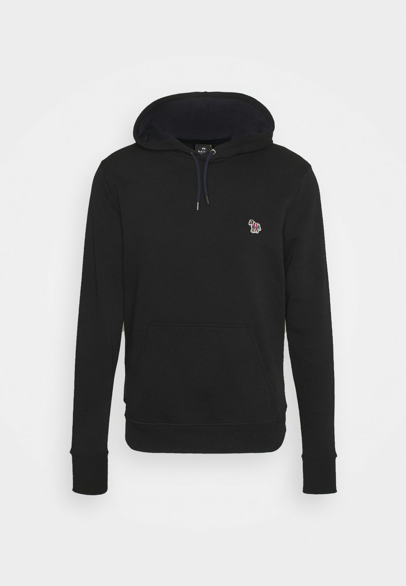 PS Paul Smith - MENS REGULAR FIT HOODY - Sweatshirt - black