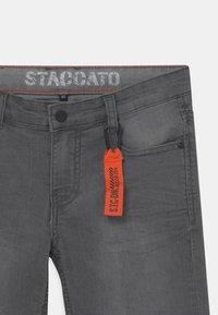 Staccato - Short en jean - grey denim - 3