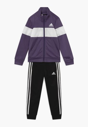 ESSENTIALS SPORT INSPIRED TRACKSUIT BABY SET - Tracksuit - purple