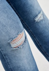 ONLY - CARMEN  - Jeans Skinny Fit - medium blue denim - 2