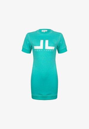 Jerseyjurk - turquoise