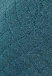 MAMALICIOUS - MLINA SHORT DRESS - Jersey dress - mallard blue - 5