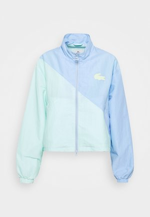Training jacket - syringa/nattier blue