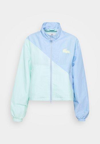 Training jacket - syringa/nattier blue