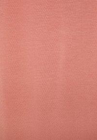 Vero Moda Curve - VMAVA ANCLE SKIRT - A-line skirt - old rose - 2
