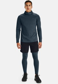 Under Armour - Long sleeved top - mechanic blue - 0