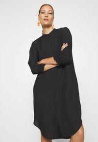 Soft Rebels - SRNELLY - Shirt dress - black - 3