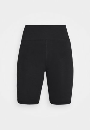 EVERYTHING LONGER BIKE - Shorts - true black