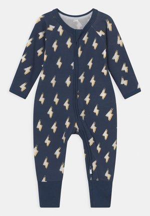STRETCH UNISEX - Pyjama - dark blue