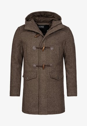 LIAM - Winter coat - mottled brown