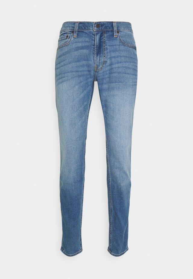 Skinny džíny - bright medium