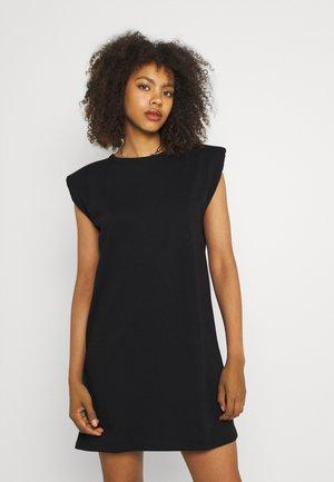 FRAN DRESS - Jerseykjole - black