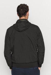 Schott - Lehká bunda - black - 3