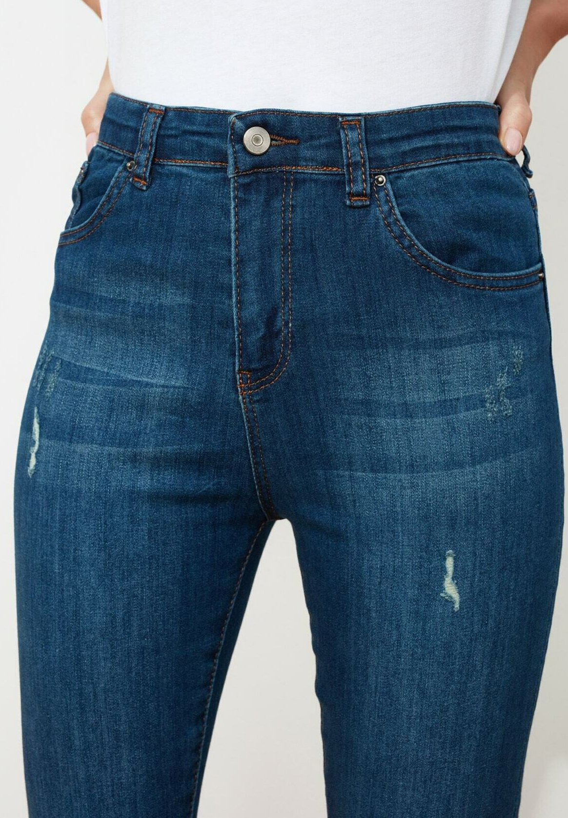 Damen PARENT - Jeans Skinny Fit